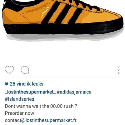 Adidasjamaica Theislandserie just to be save and don't have to stad up... Pre-ordered them @_lostinthesupermarket_ 👊