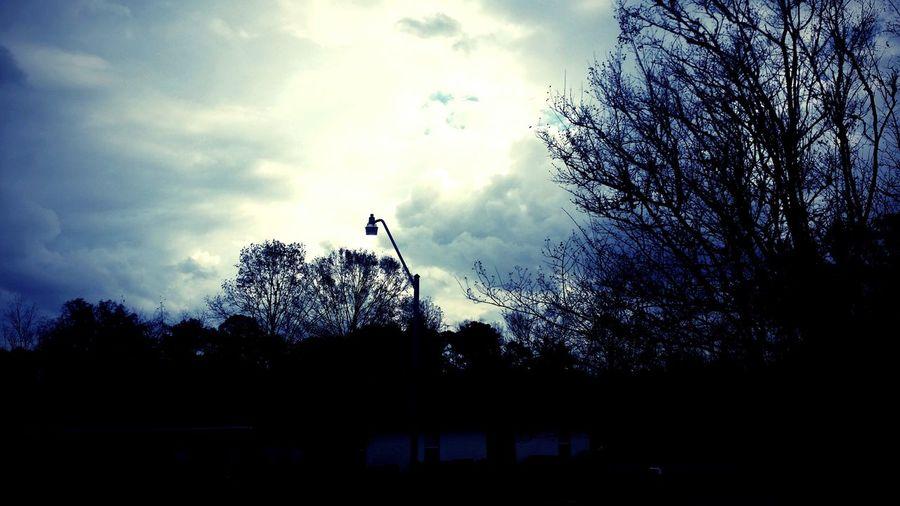Sky shot.