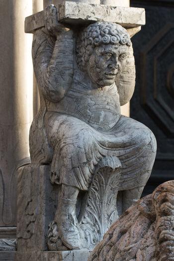 Ferrara Ferrara- Italy FerraraCity Italy Statue Statue