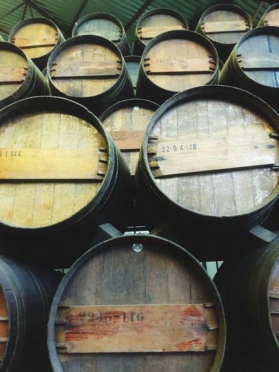 Wine Berardocollection Bacalhoa Barrel Wine Barrel Wine Full Frame Backgrounds No People Circle Shape Close-up Geometric Shape Wood - Material Indoors