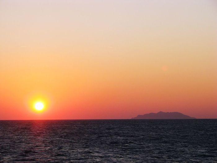 Beautiful Sunset Capraia - Gorgona island Eye4photography  EyeEm Nature Lover EyeEm Best Shots Landscape_Collection