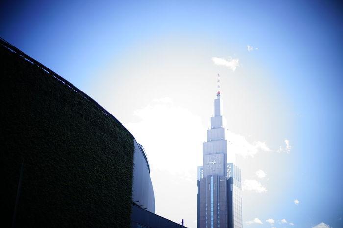 新宿 Bulue Sky Tokyo Clock Tower