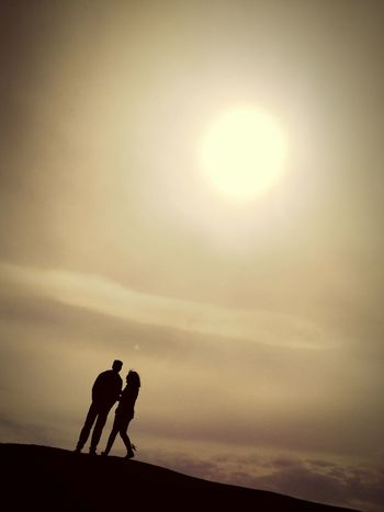 Silhouette Two People Full Length Sun People Adult Togetherness Outdoors Sunlight Men Sky Day Adults Only Couple Love Skyporn Mountain Friends Black Silhouettes Silhouette Photography Silhouettes Of People Silhouette Sommergefühle Second Acts