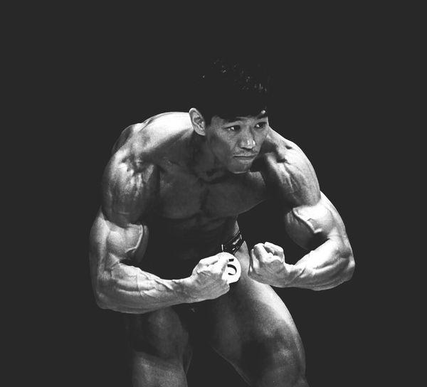 Bodybuilding 1st Place
