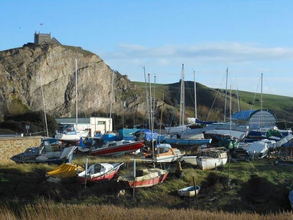 Uphill, Weston-Super-Mare Westonsupermare Weston-super-mare Seaside Boats