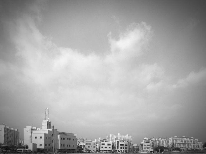 Blue Sky Gray Sky Sky
