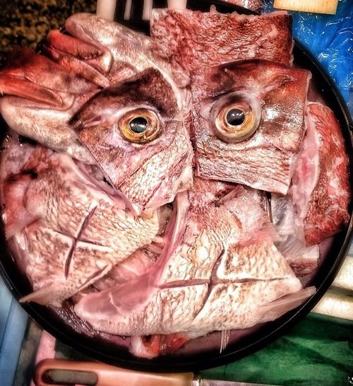 Crazy Fishmonger