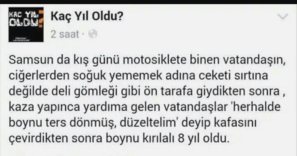 Cahillik Basa Bela :) Turk Insani Tuhaflıklar Burasi Turkiye...