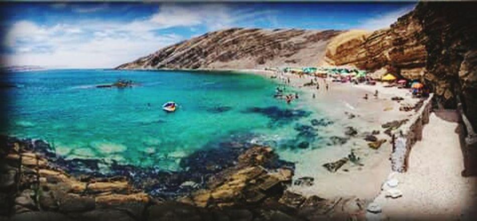 Playa La Mina 🏄🏊😍