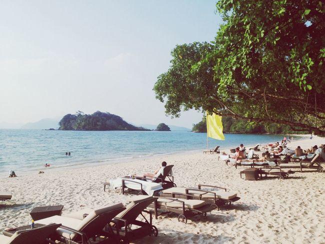 Holiday Beach Langkawi 다타이 해변, 그녀들과 함께'