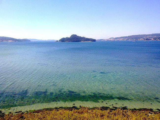 Nature Islands Pontevedra Galicia Ocean Waves Beach TamboLourido Campelo Lemon Lime By Motorola The Secret Spaces