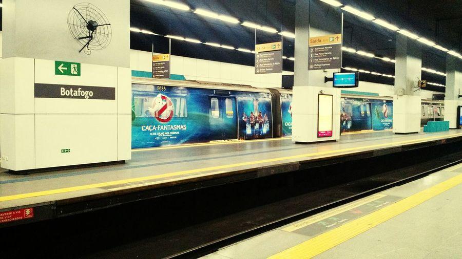 Metro Station Botafogo