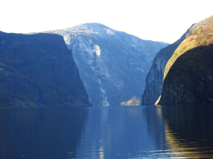 In the fjords