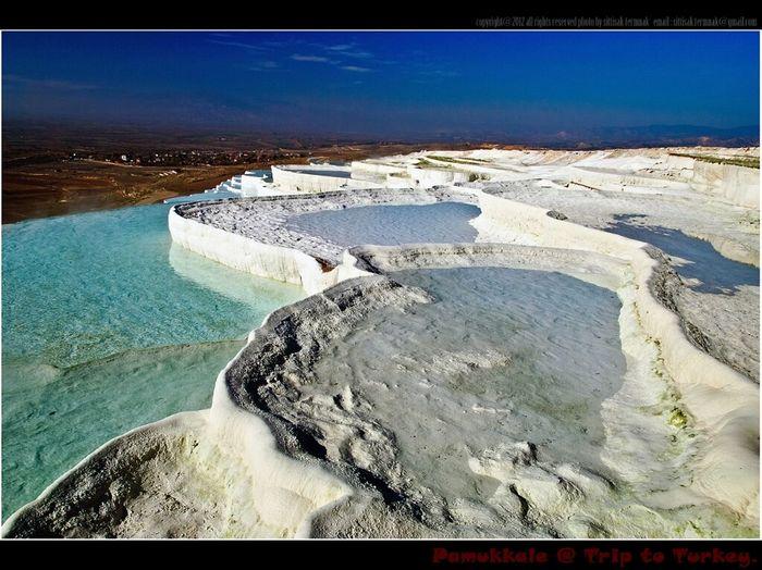 Pamukkale @ Trip to Turkey Turkey Landscape_Collection EyeEm Nature Lover Traveling
