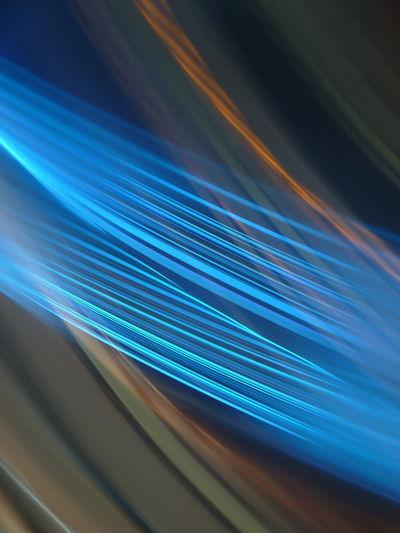 Full frame shot of light trails