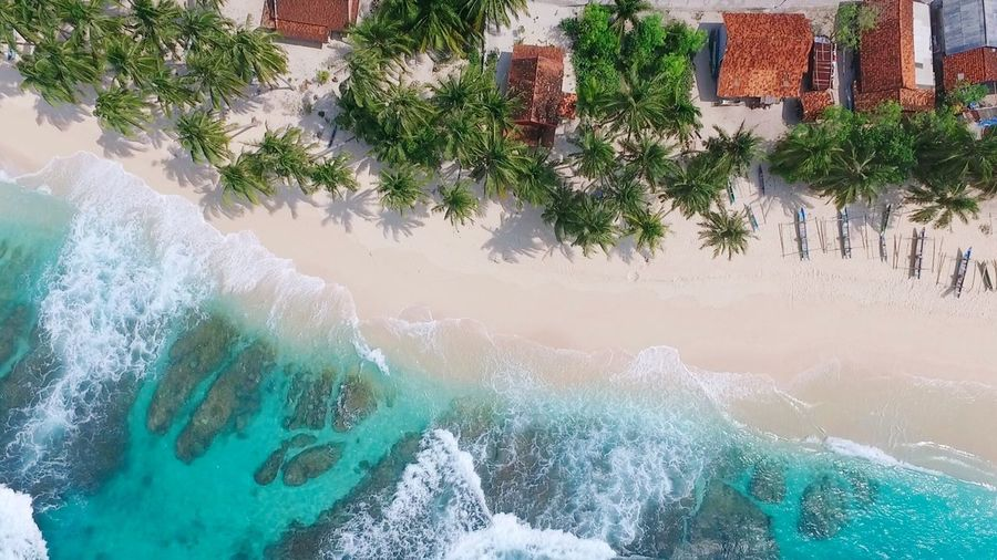 Pisang Island High Angle View Birdeyeview Beach Beachphotography INDONESIA Lampung Krui Aerial View Aerial Shot Wonderfulindonesia