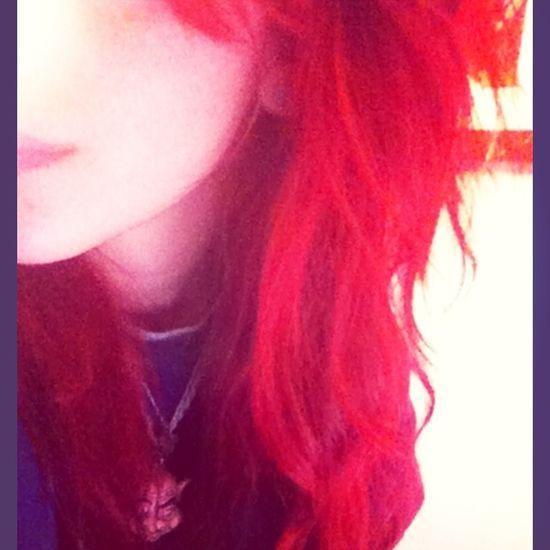 Love Red Hair