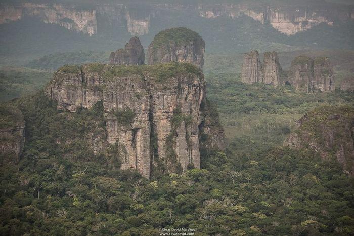Serranía del Chiribiquete
