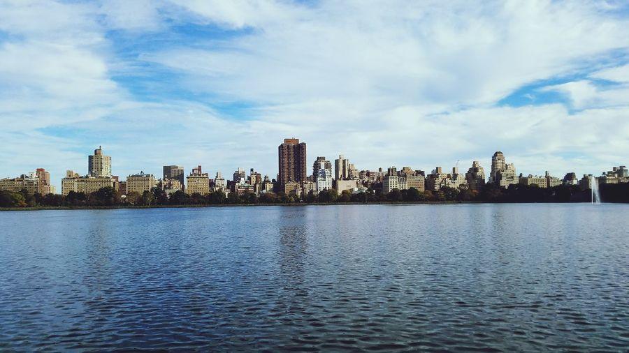 EyeEm Selects City Cityscape Sky Outdoors Travel Destinations New York Seeing The World City New York City Manhattan Colour Your Horizn