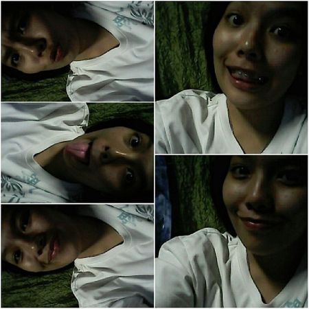 Wearing my baby's shirt. I badly miss him. Crazyinlove Baby 14 ???