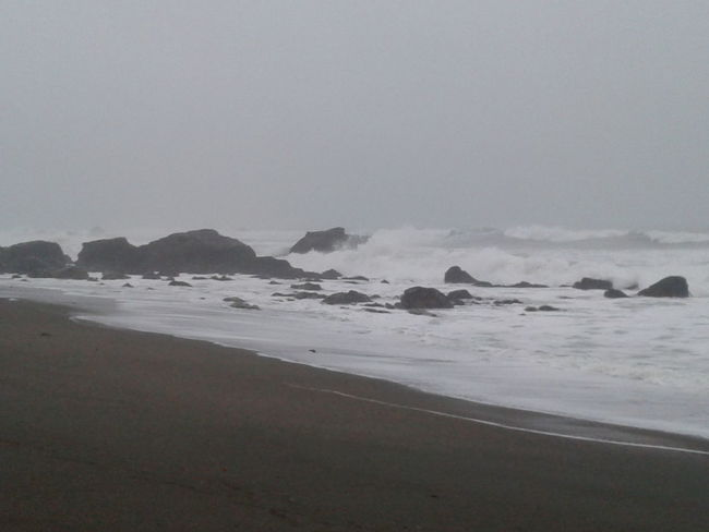 Beach Bodega Bay Coastline Highway 1 Horizon Over Water Ocean Outdoors Pacific Ocean Sand Scotty Creek Beach Sea Shore Sonoma County Sonoma County Coast Storm Storm Surge Waves Waves Crashing