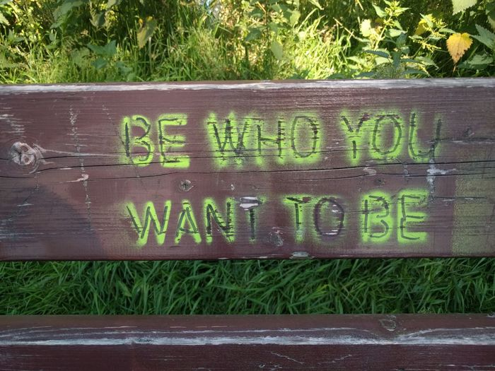 Be Who You Wanna Be Be Who U Want To Be Be Who You Want To Be .. Be Who You Want To Be Be Who You Want To Be. ❤ Fresh On Eyeem  Graffiti Graffiti Art Quote Wisdom Live Your Life Freedom Freedom Of Expression Quotes Of Life Quoteoftheday Quote Of The Day  Quotesoftheday  Quotes To Live By
