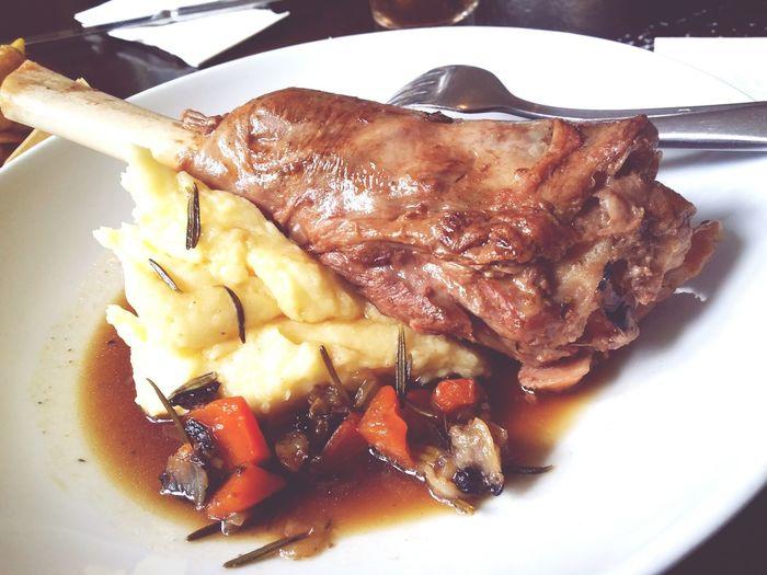 Shanked A Lamb
