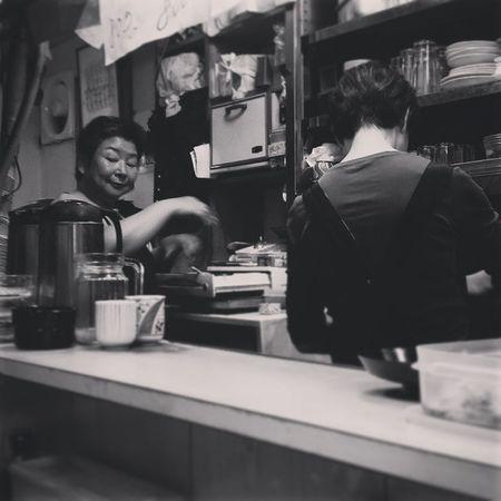 Cooking. Ramen Udon Soba