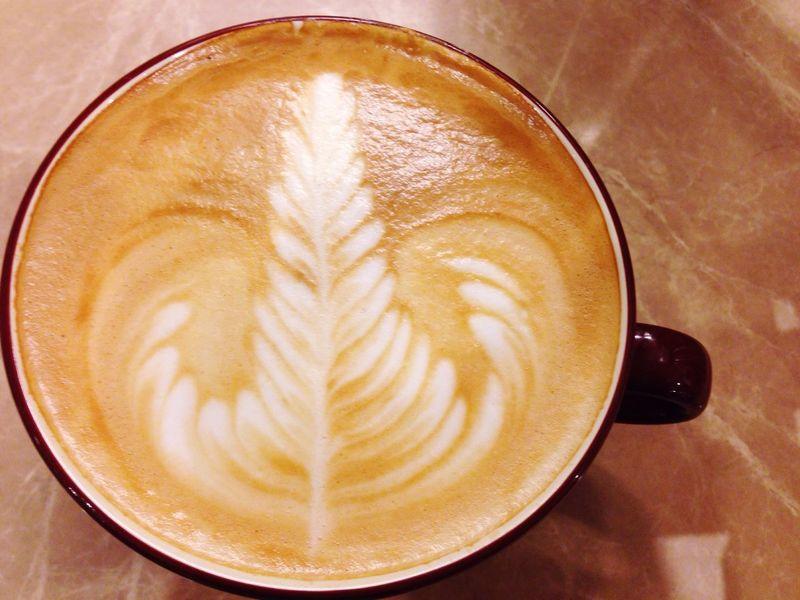 Practice Latteart Coffee Latteartrosetta Rosetta