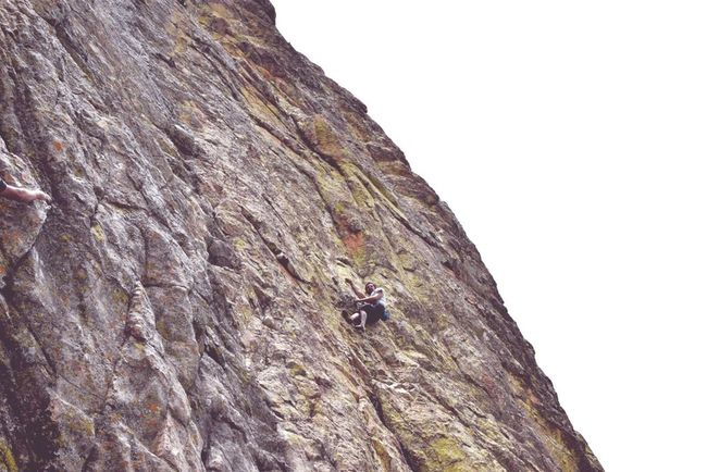 Climbing Climber Highs Wall Wildlife & Nature Extreme Sports Extreme Adventures Resting Time