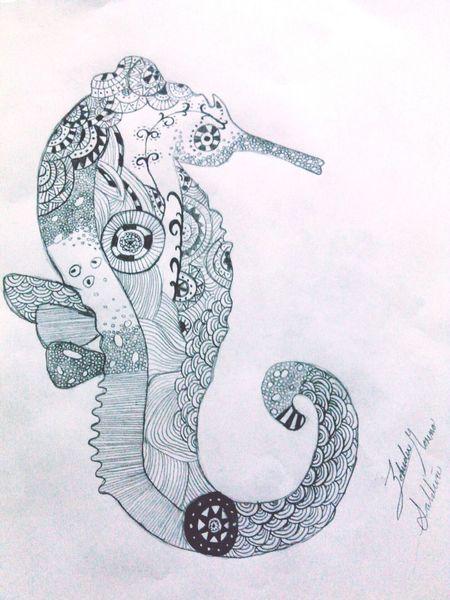 De esas veces que te sale algo sin querer 😁💜💁 Drawing ✏ Draw Blackandwhite Random :)