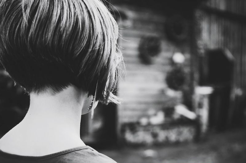 GO ON| instagram.com/rxb.rxch Rear View One Person People Headshot Focus On Foreground Outdoors Women Day Lifestyles Close-up Human Body Part Shoulder Closeup Summer Lightroom Nex6 EyeEm Gallery Beauty Freshness Life Portrait Journey Blackandwhite Childhood One Girl Only EyeEm Selects Sommergefühle Breathing Space