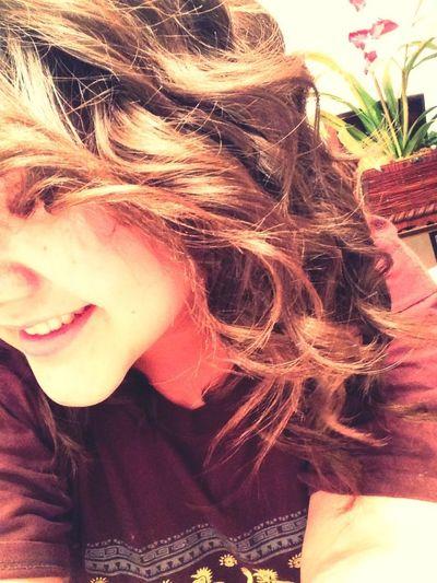 Curly Hair!