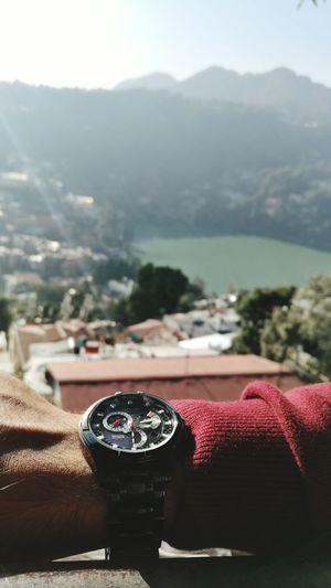 Time for break Mountain Outdoors Watch Enthusiast Nainital ! Mountain Mountain Range Lifestyles Outdoors No People Day