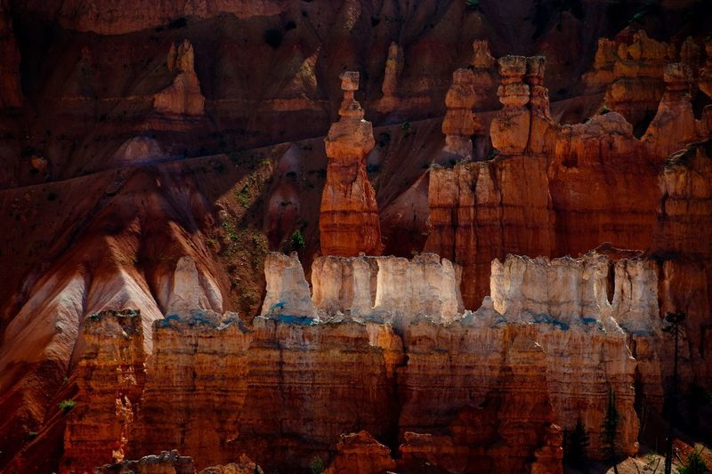 Travel Destinations Geology Nature Travel Rock - Object Tourism Physical Geography Beauty In Nature No People Day Outdoors Canyon Bryce Canyon