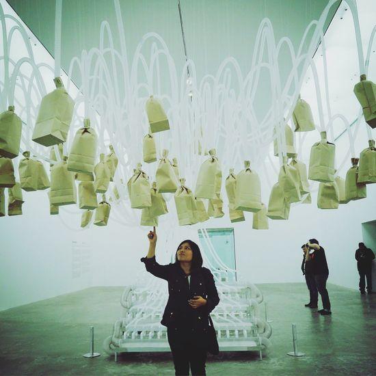 Pulmones artificiales Museum Museo Muac Ciudad Universitaria Mexico City Ciudad De México Expo