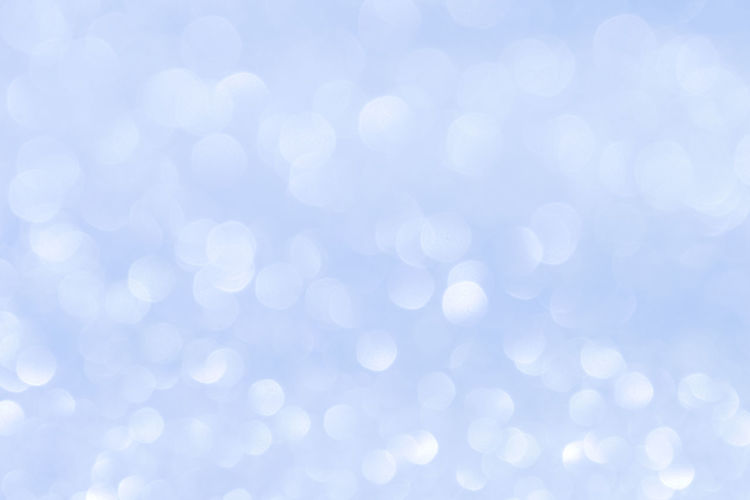Abstract Abstract Backgrounds Backgrounds Blue Blue Background Bright Brightly Lit Celebration Christmas Clean Cold Temperature Copy Space Defocused Glitter Holiday Light - Natural Phenomenon No People Shiny Simplicity Snow Softness Textured  Textured Effect White Color Winter