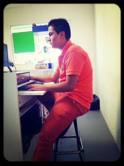 Trabajando! :)