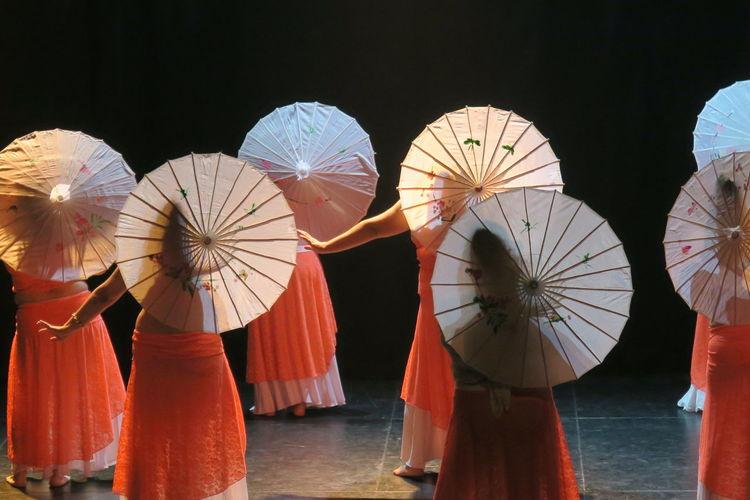 Bellysoul Dancing Umbrella Dress