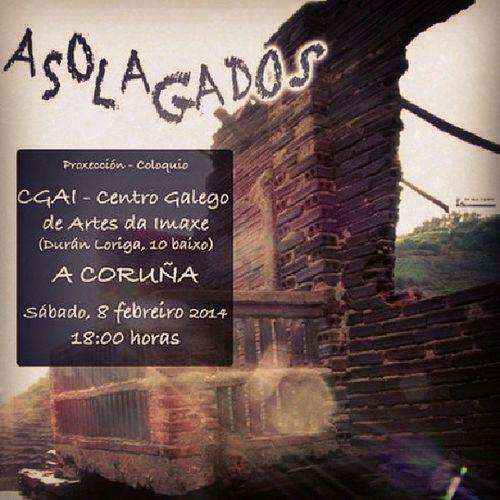 No os perdáis Asolagados el sábado en Coruña. Este docu nos cuenta la historia de los pueblos y los habitantes de las aldeas anegadas por el embalse de Belesar.