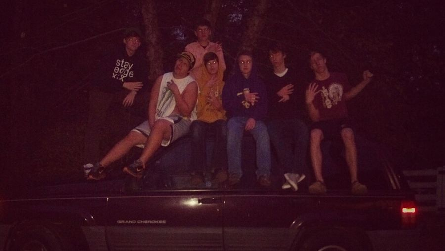The Boys On The Jeep