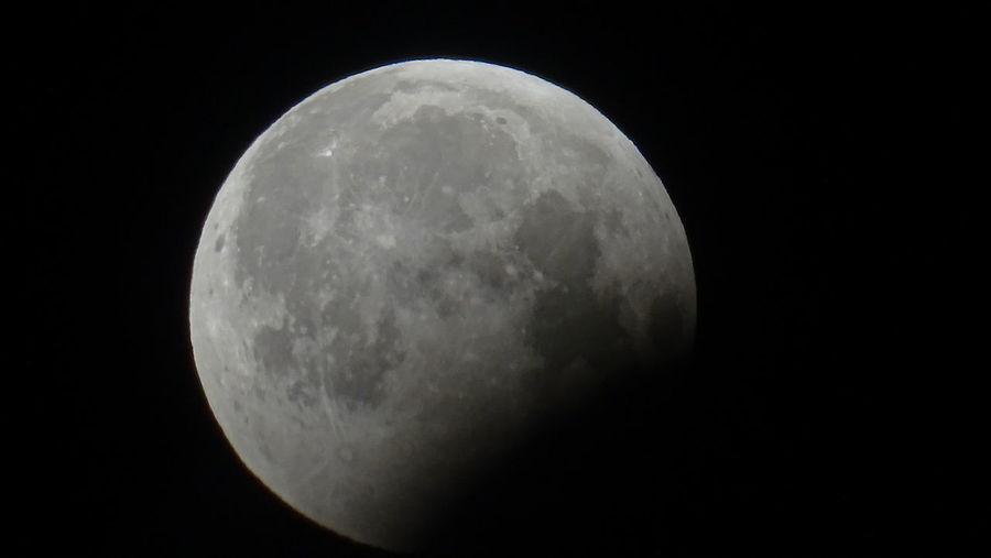 Moon Half Moon