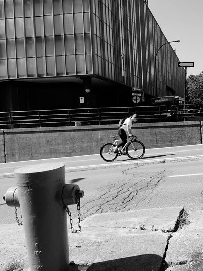 Blackandwhite Life In Motion Streetphotography Fixie