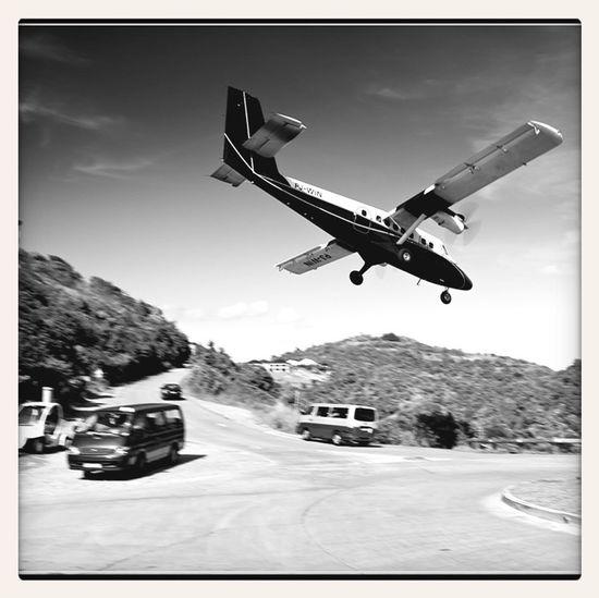 So...landing