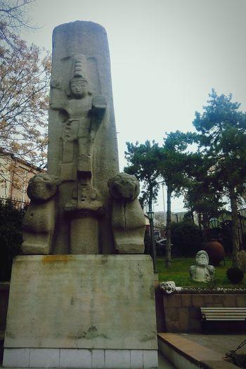 Ankara/turkey Object Photography Historical Monuments Historic Anadolumedeniyetlerimuzesi Bahçesi