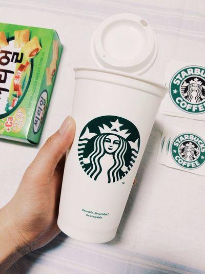 Tumbler Starbucks Reusable 스타벅스