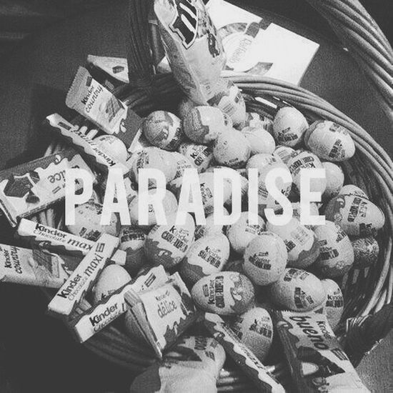 My paradise?? Chocolate Chocolate♡ Paradise Kinder Kinder Bueno Kindersurprise Follow4follow Followme Love