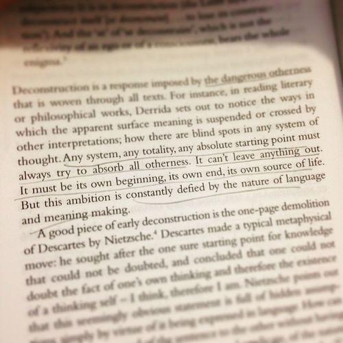Derrida Shakespeare Deconstruction Theology Complicatingtheorigin
