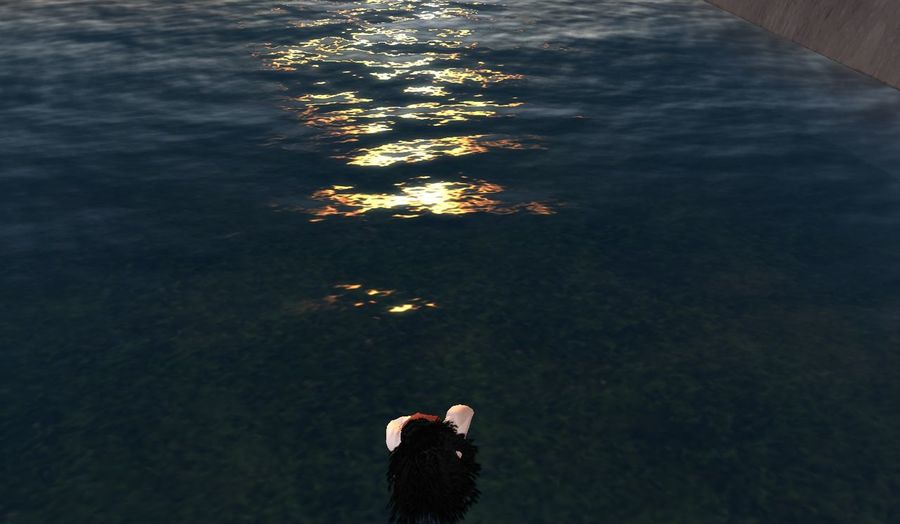 Digital Art Outdoors Secondlife Secondlifeavatar Tranquility Travel Photography Water