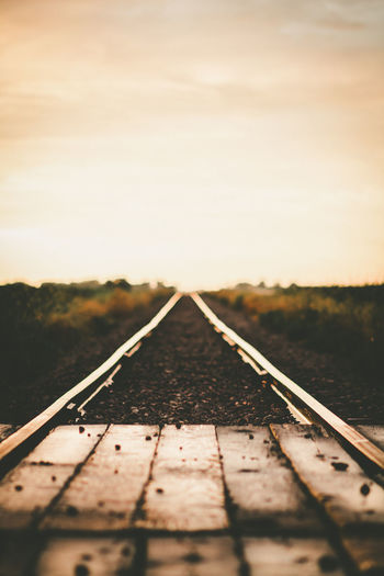 Adventure Art Beauty Composition Country Country Life Dusk Eye4photography  Geometry Leading Lines Life Nature Outdoor Photography Outdoors Perspective Railroad Railway Rural Rural America Rural Scenes Summer Tracks Transit Transportation Travel